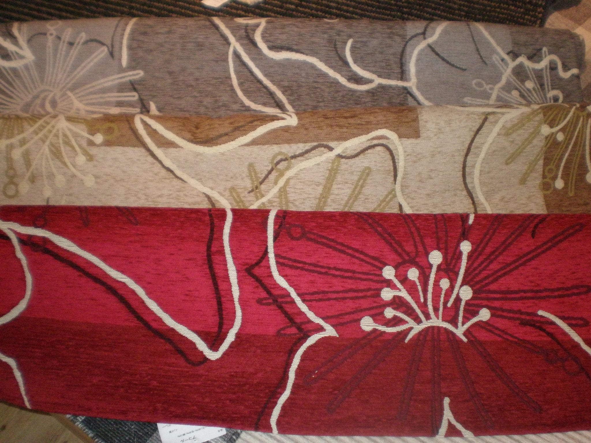 ゴブラン織りのラグ