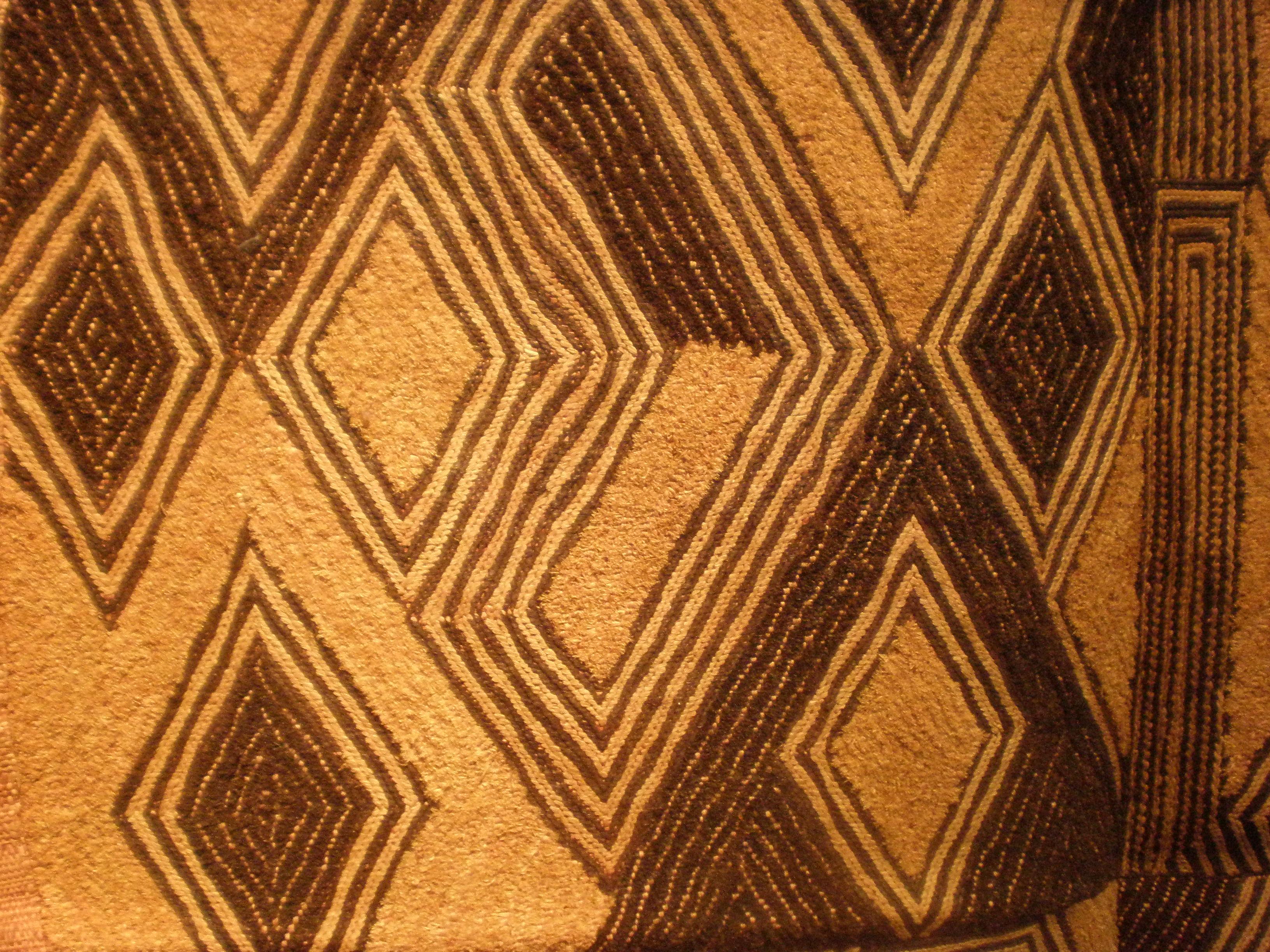 アフリカの布